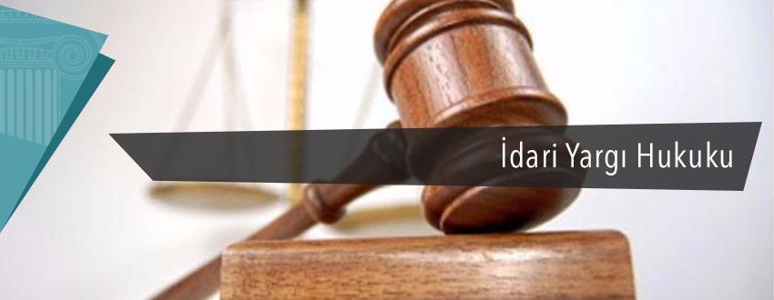 İdari Yargı Hukuku